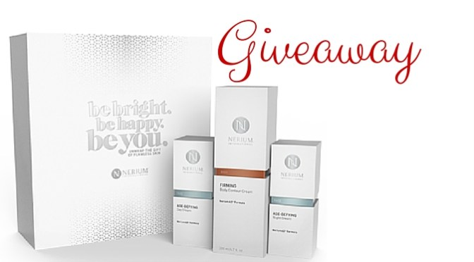 CONTEST CLOSED #Giveaway Total Anti-Aging Gift Set ($275)
