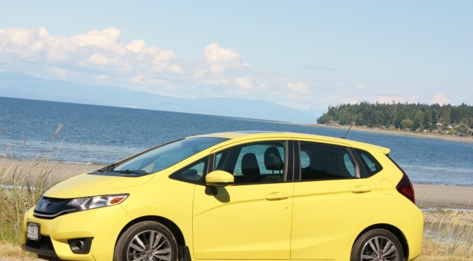 The 2015 Honda Fit – It's a Fit for me!