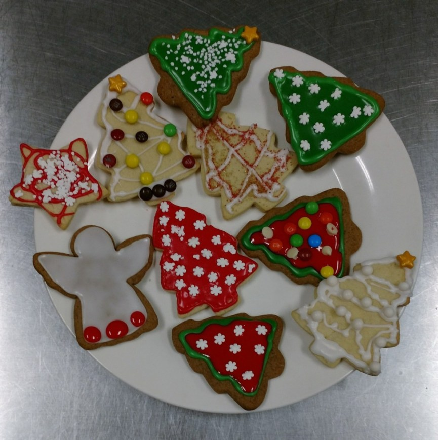 Uncommon Cafe Cookie Class