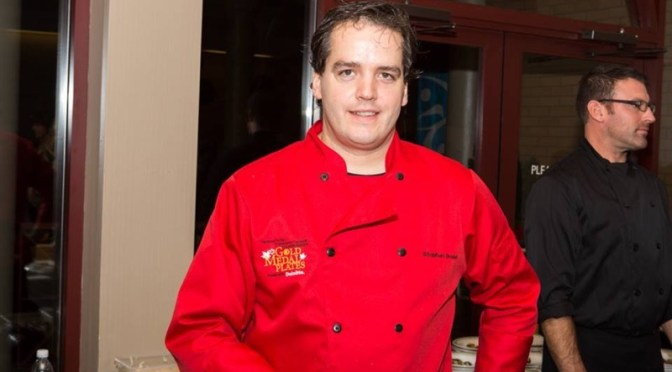 Interview with Stephan Drolet Camille's Gold Medal Plates Competitor