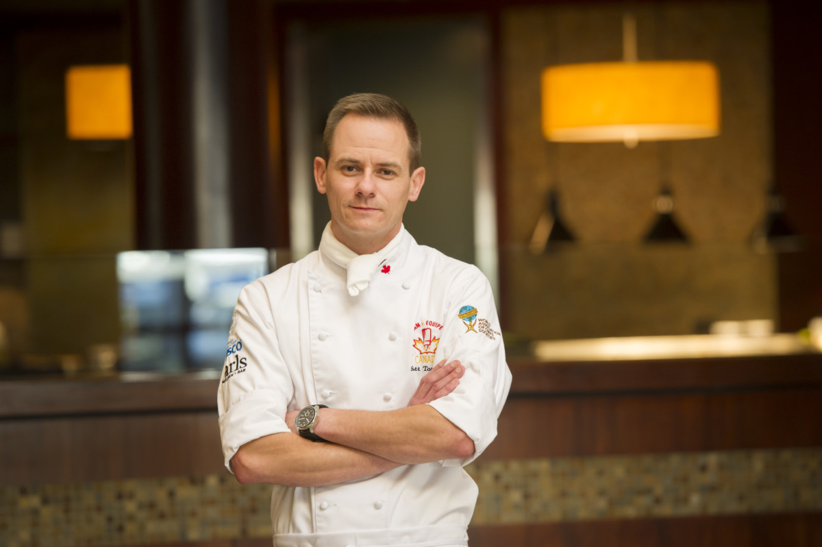 interviews archives chef scott torgerson the executive chef radisson hotel saskatoon and aroma resto bar heads to canadian interviews