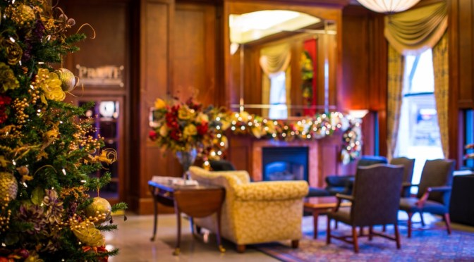 Escape to Victoria – Christmas in Victoria with the Magnolia Hotel and Helijet