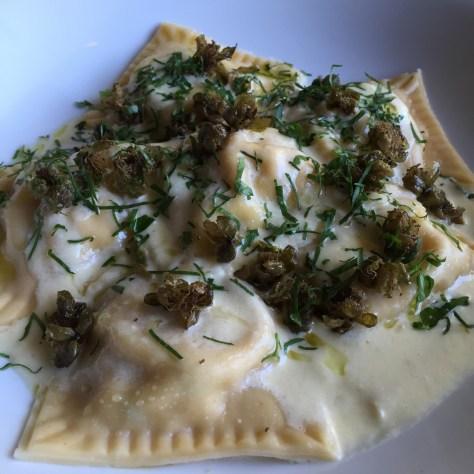 Siena Restaurant Ravioli