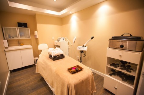 Selfology Spa Treatment Room