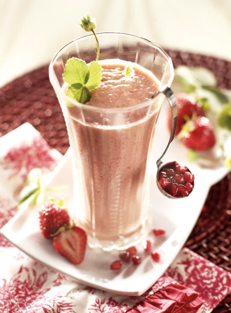 Pomegranite Smoothie