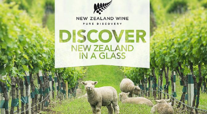 New Zealand Wine Tasting May 14, 2015