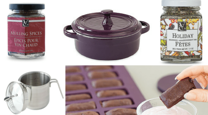 CONTEST CLOSED Epicure Holiday #Giveaway $300+ in Kitchenware and Spices