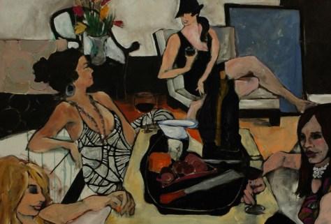 women in wine detail