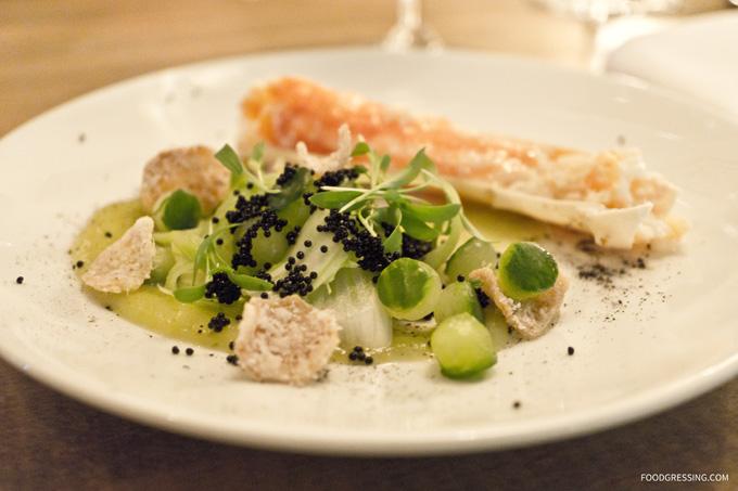 Feast Crab Salad