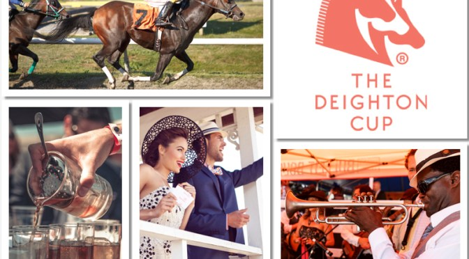 CONTEST CLOSED #GIVEAWAY 2 Tickets to The Deighton Cup
