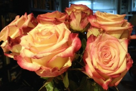 Whole Food Roses