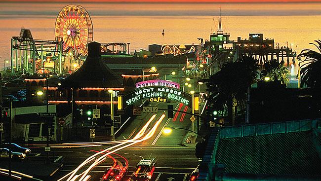 Santa Monica: Where the City Meets the Sea – Darpan Magazine May 2015