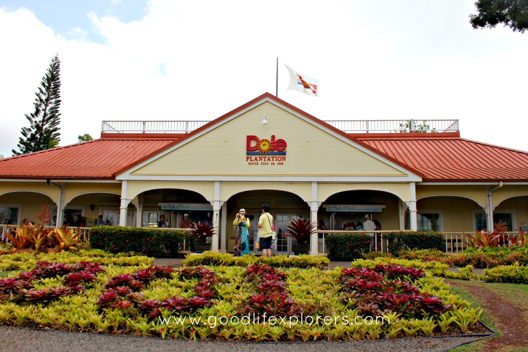 Dole Plantation On Oahu Good Life Xplorers