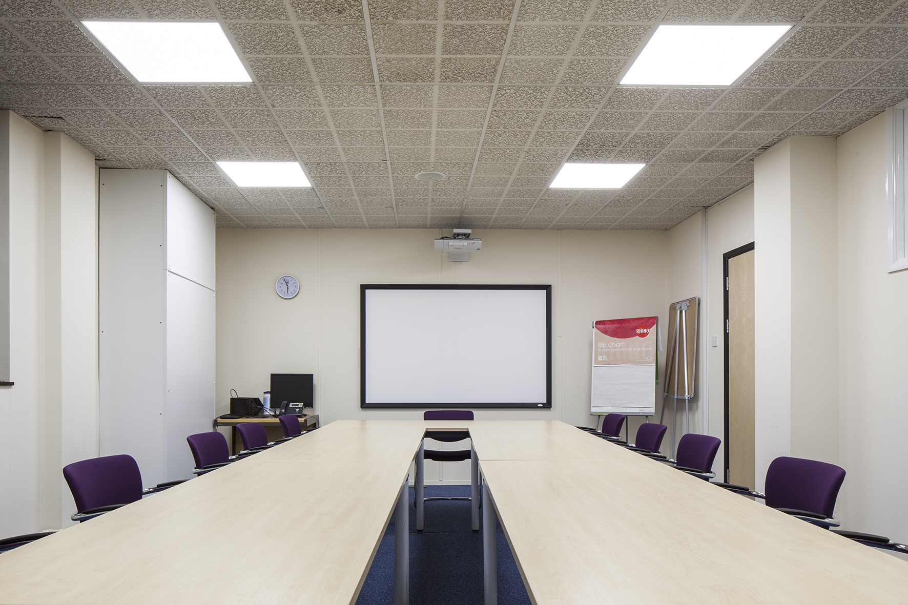 Led Office Lights St Albans City And District Council Invest In Goodlight Led Panels