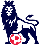 Lion With Soccer Ball Logo