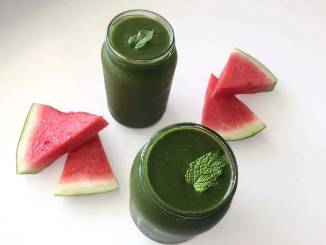 Keep Cups Wholesale Australia Watermelon Ginger And Mint Detox Smoothie Goodmix Superfoods