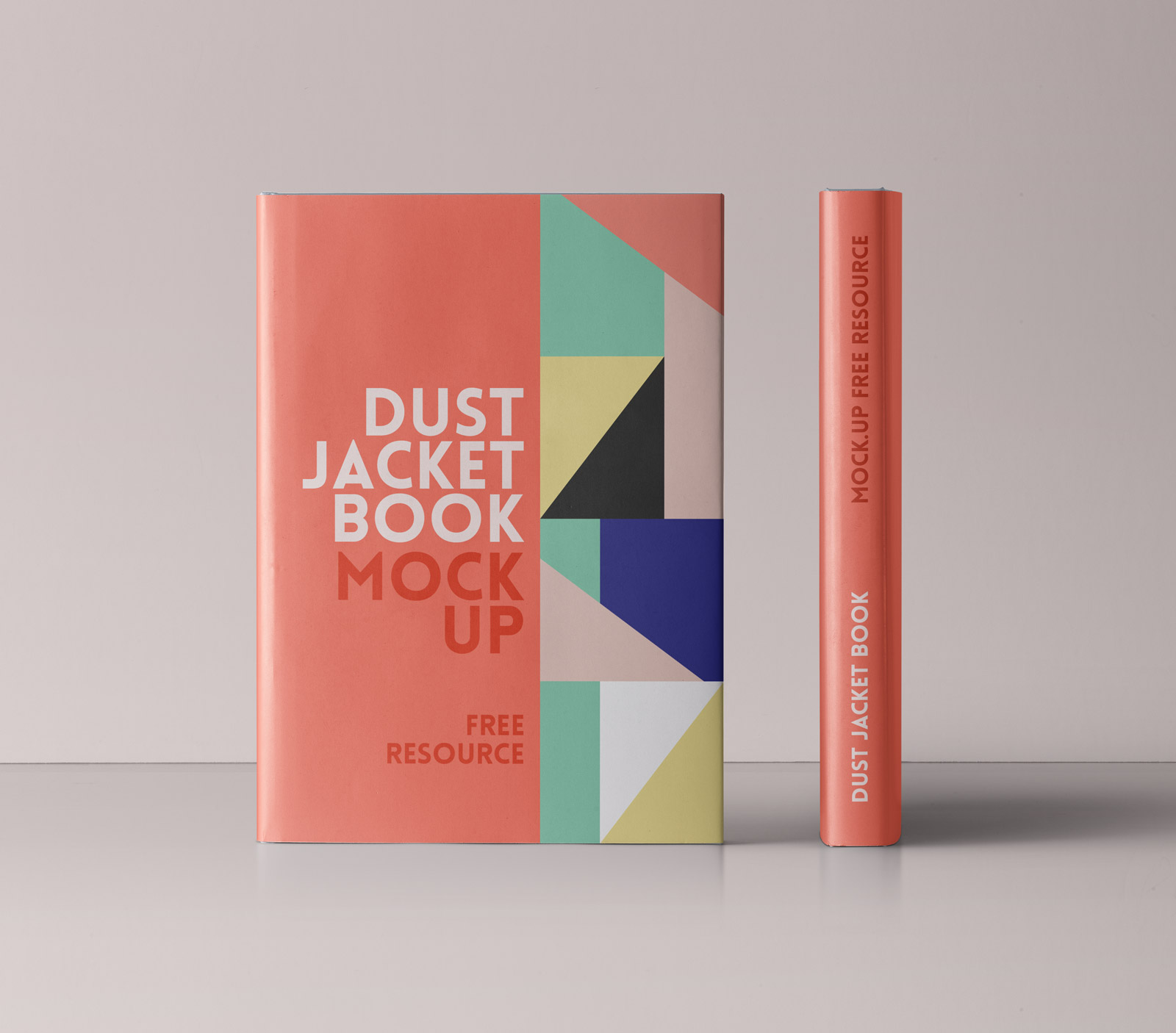 Mockup Report Psd Free Title & Spine Of Book Mockup Psd - Good Mockups