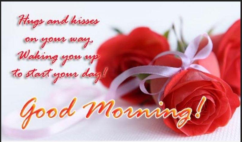 Lovely-Good-Morning-Lovers-imagesjpg (809×474) Garden - birthday greetings download free
