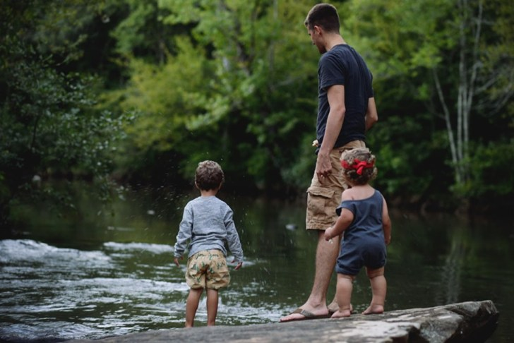 Family-at-Line-Creek