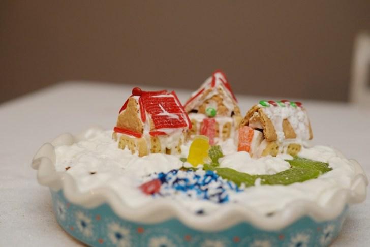 Gingerbread village (9)