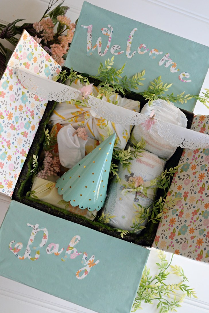 baby shower in a box good morning loretta