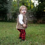 (Last Minute) Lumberjack 1st Birthday Party