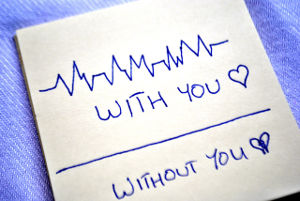 Good Morning Quotes for Him_My Heart Beats for You