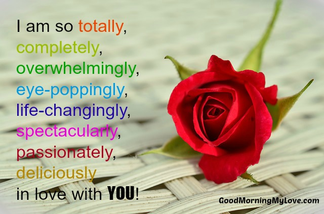 love quotes for him from the heart images red rose