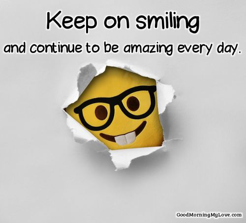 Keep Smile Quotes Wallpaper 108 Good Morning Quotes With Inspirational Amp Beautiful Images