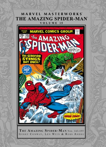 Marvel Masterworks The Amazing Spider-Man Vol 15