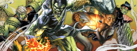 Avengers to Join Skrulls