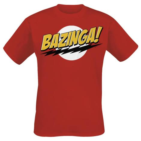 Bazinga! Red T-Shirt