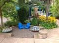 Oregon Burn Center Garden at Legacy Emanuel