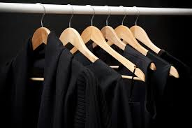 black clothes