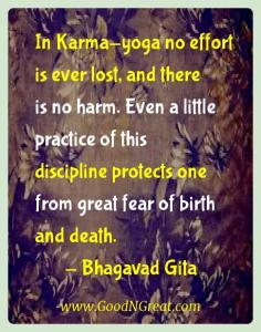 Bhagavad Gita Karma Quotes 1