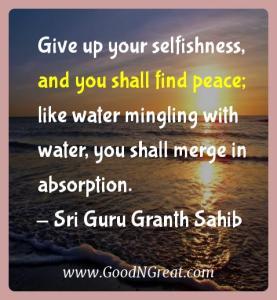 Sri Guru Granth Sahib Karma Quotes 1