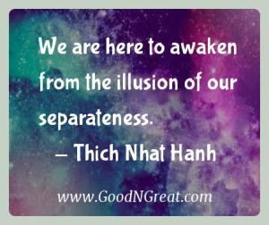 Thich Nhat Hanh Karma Quotes 1