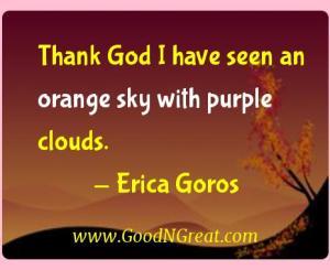 Erica Goros Gratitude Quotes
