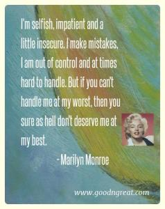 Most Popular Quotes Marilyn Monroe