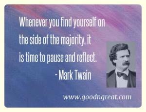 Most Popular Mark Twain Quotes