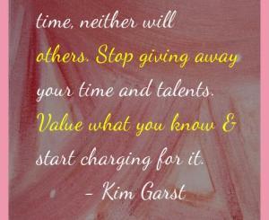 Kim Garst Success Quotes