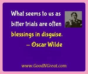 Oscar Wilde Success Quotes