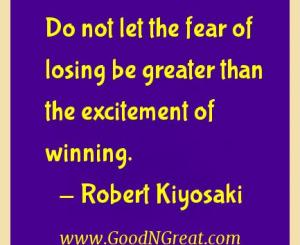 Robert Kiyosaki Success Quotes