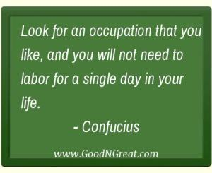 Confucius Workplace Quotes