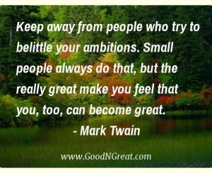 Mark Twain Workplace Quotes