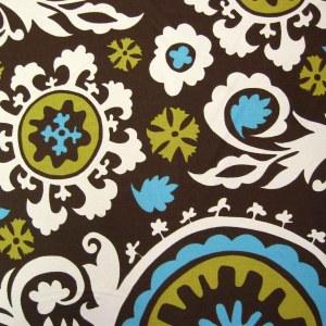 Suzani Futon Cover