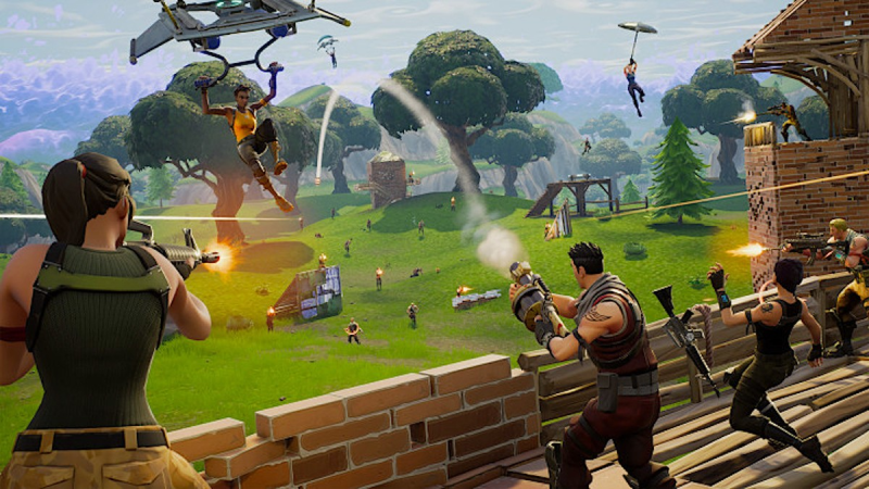 To Be A Mom In The Age Of Fortnite Good School Hunting