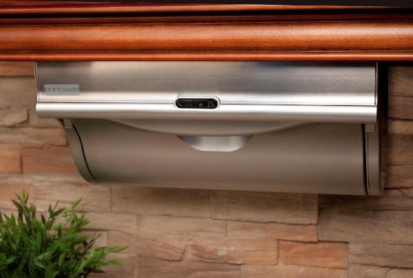 Practical Kitchen Idea Automatic Paper Towel Dispenser