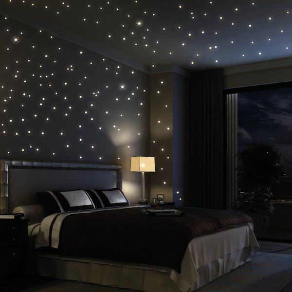 starry sky wallsticker design home design garden architecture pics photos designs wall stickers wall art decals decor