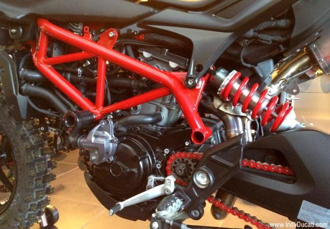 Hyper Ice Indy Ducati
